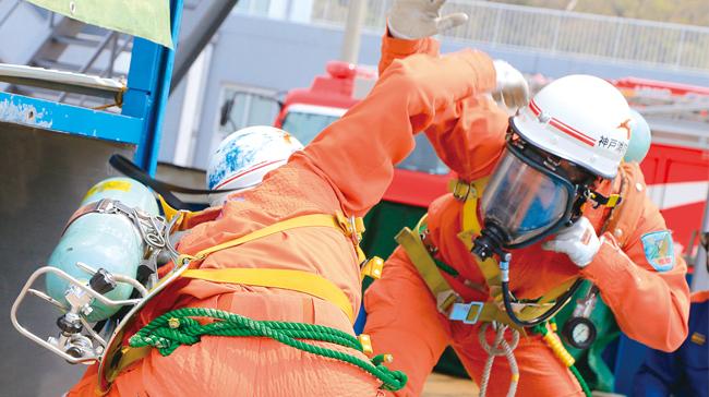 第44回全国消防救助技術大会