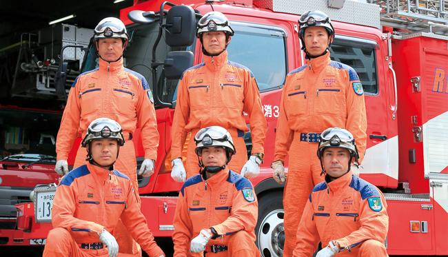 FIRE REPORT #133 神戸市消防局 特別高度救助隊 スーパーイーグルこうべ