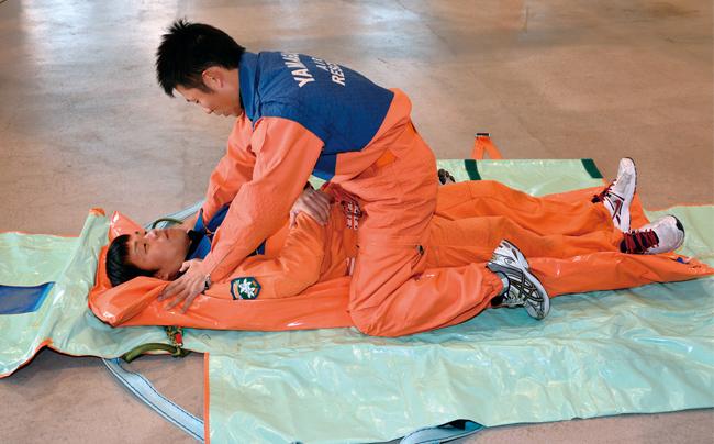 山口県消防防災航空隊