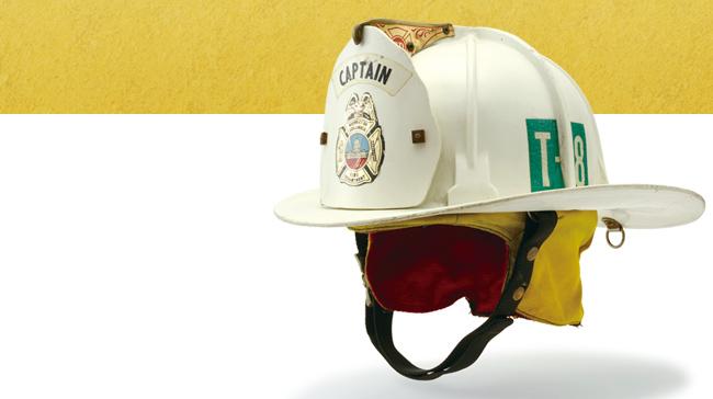 命の絆No.43 アメリカ・ワシントンD.C.消防