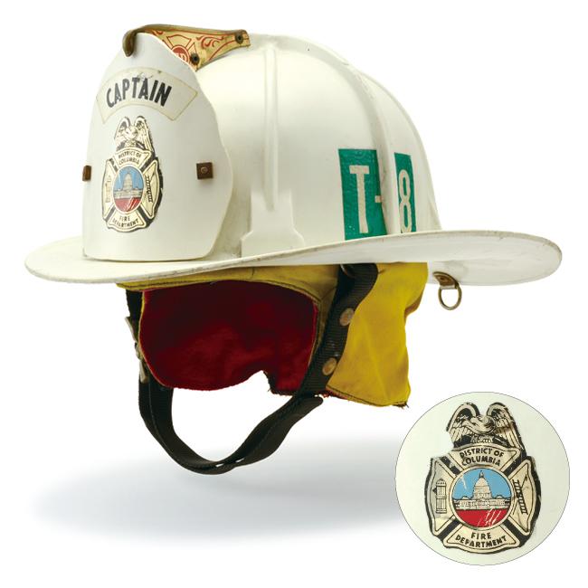 消防ヘルメット