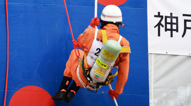 鍛えぬいた救助技術、強靭な精神力を昇華する。-第44回救助大会-入賞者コメント紹介