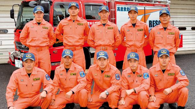 FIRE REPORT #135 常総市・守谷市・つくばみらい市の3市で構成。常総広域消防本部