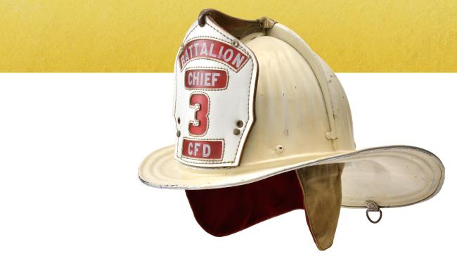命の絆No.47 アメリカ合衆国イリノイ州シカゴ市消防局 第3バタリオンチーフ