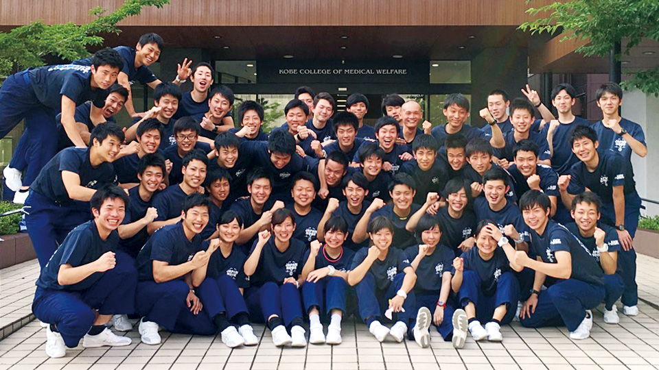 兵庫県三田市 神戸医療福祉専門学校三田校救急救命士科