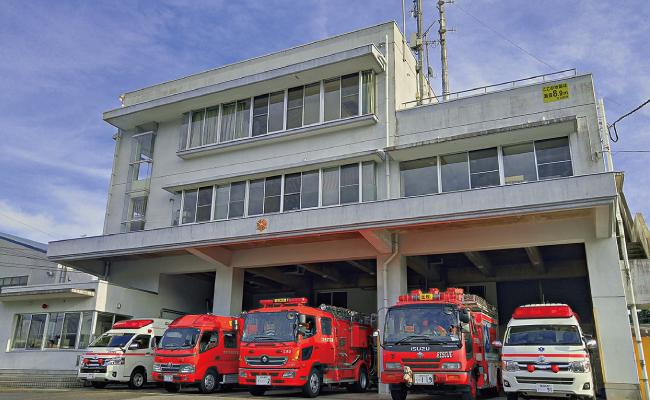 FIRE REPORT #140 土佐市消防本部 50th Anniversary   消防・消防団・警察 ...