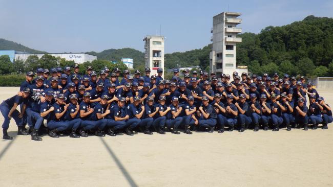 岡山県岡山市 岡山県消防学校
