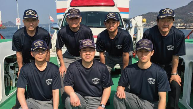 愛媛県松山市 松山市消防局西消防署