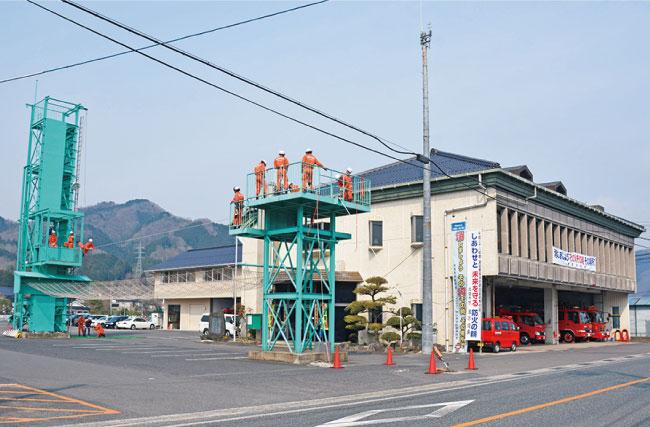 県下有数の古い建物