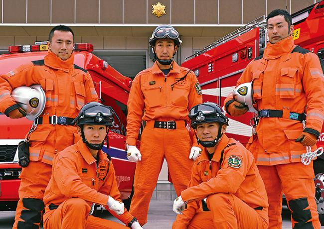 若林消防署六郷分署