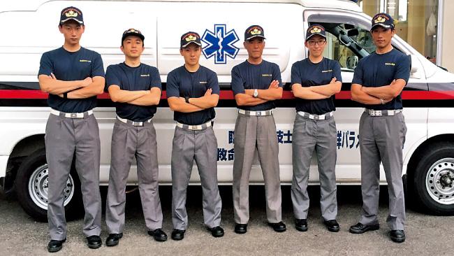 栃木県 さくら総合専門学校 救急救命科