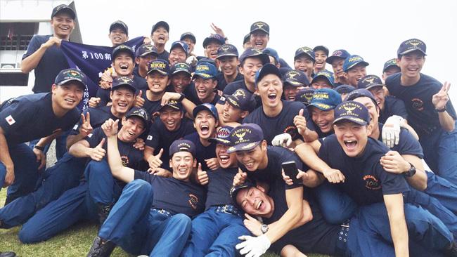 広島県広島市 広島県消防学校 初任教育第100期