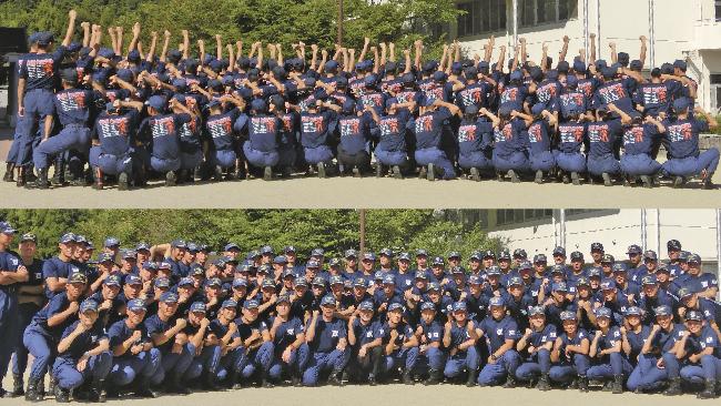 岡山県岡山市 岡山県消防学校 初任教育第67期