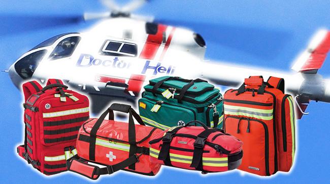 「劇場版コード・ブルー -ドクターヘリ緊急救命」に救急隊員用バッグを協賛