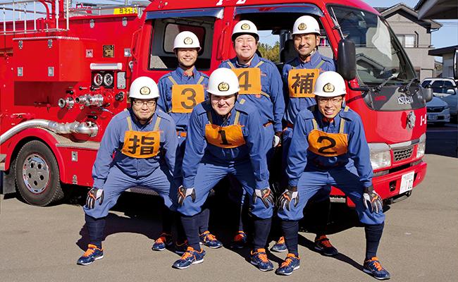 栃木県益子町消防団(第1分団第2部)