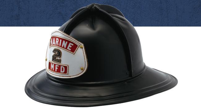命の絆No.56 アメリカ合衆国 ニューヨーク州 ニューヨーク市 水上消防第2カンパニー