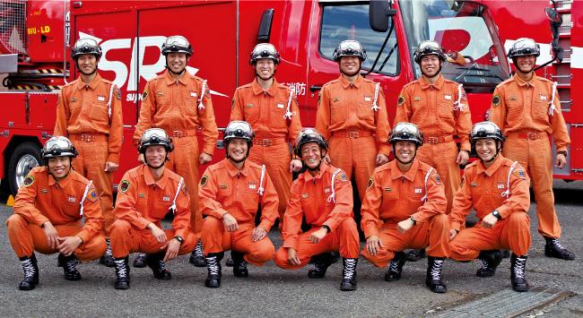 特別高度救助部隊