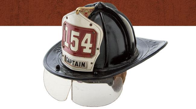 命の絆No.59 アメリカ合衆国 ニューヨーク州 ニューヨーク市消防局/第154エンジン・カンパニーキャプテン用
