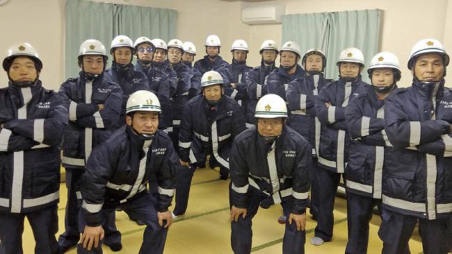 愛知県名古屋市 名古屋市大高消防団