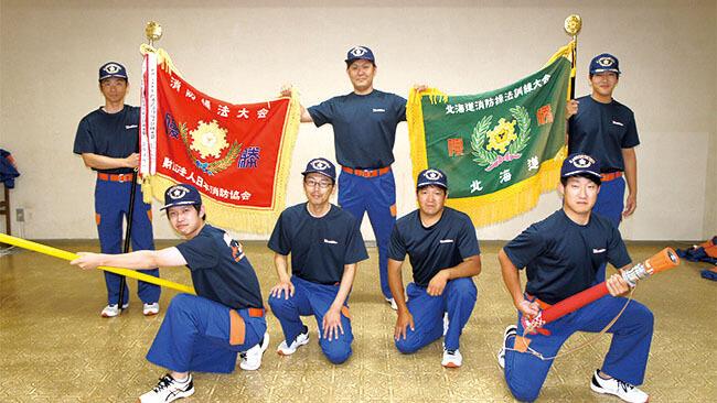 北海道上士幌町 上士幌消防団