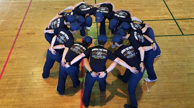 青森県消防学校 第69期