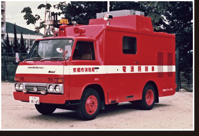 1979年 日産J-C341改/京成自動車