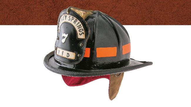 命の絆No.65 アメリカ合衆国 ヴァージニア州 オークニー・スプリングス消防
