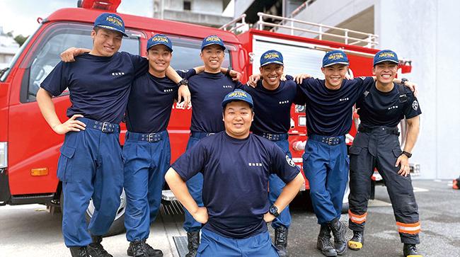 広島県広島市 広島県消防学校 初任科第105期(福山地区消防組合消防局)