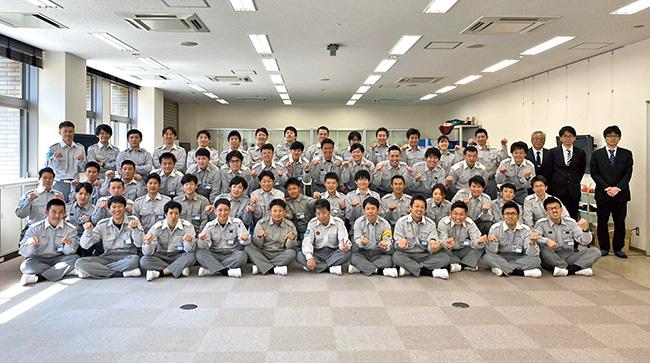 兵庫県三木市 兵庫県消防学校 救急救命士養成課程 第15期