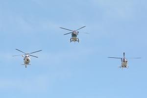 愛媛県・香川県・広島県の防災航空ヘリ