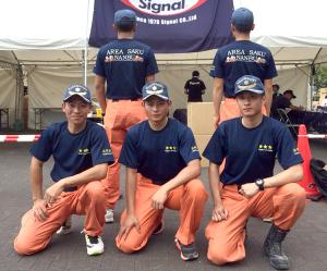 佐久広域連合消防本部の皆さま