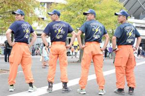 富士五湖消防本部の皆さま